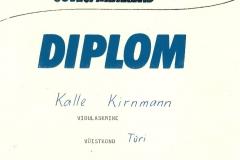 Kalle Kirnmann 1987-1990